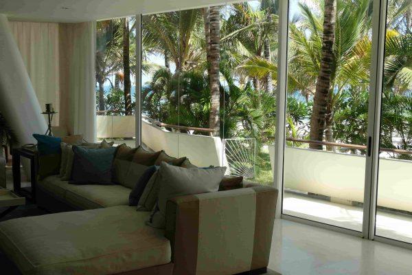 Billionaire Resort - View from Indoor